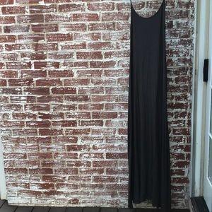 Michael Lauren Soft Maxi Reversible Slip Dress